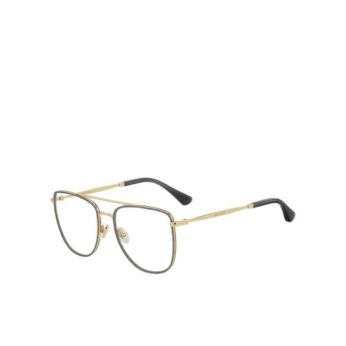 montatura occhiali da vista donna Jimmy Choo JC250 GOLD
