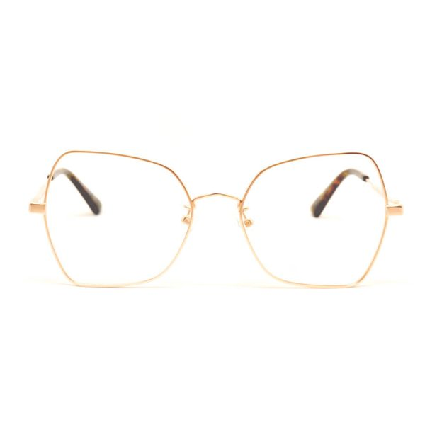 Montatura Occhiali da vista donna Alexander McQueen MQ0228OA-002
