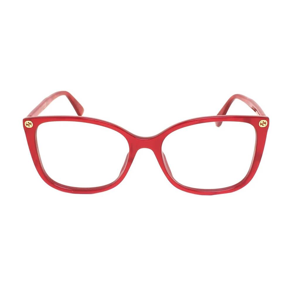 Montatura Occhiali da vista donna Gucci GG0026O-004